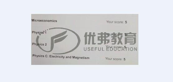 AP微观经济学高分案例-韩同学5分